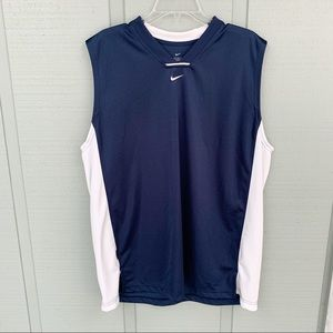 ❤️ Nike Dri-Fit Basketball Tank Jersey Athletic